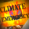 Climate Emergency banner