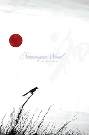 Murukami's Norwegian Wood cover