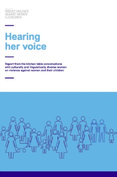 Hearing Her Voice report