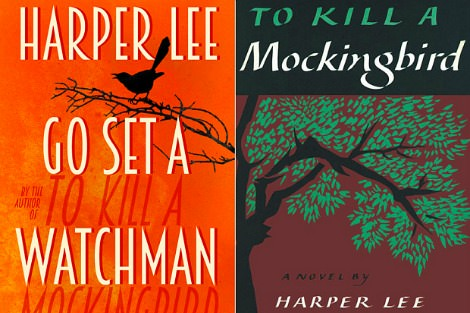 Go Set A Watchman and To Kill A Mockingbird