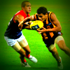 Cyril Rioli in action
