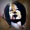 Julia Gillard graffiti