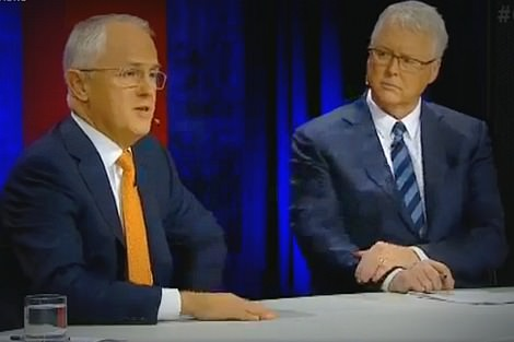 Turnbull on QandA