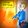 Pauline Hanson cartoon by Fiona Katauskas