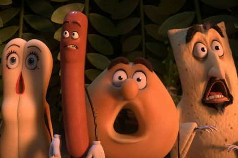 Still from Sausage Party