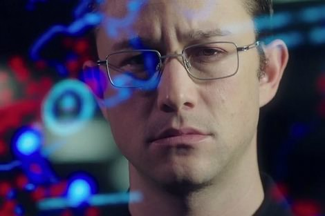 Joseph Gordon-Levitt as Edward Snowden