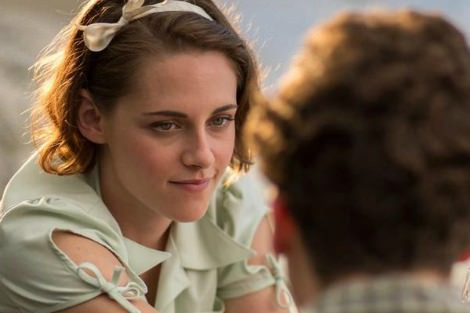 Kristen Stewart in Cafe Society