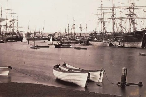 Port Adelaide 1869-1889