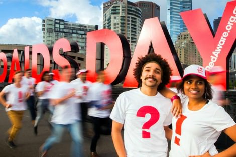 World AIDS Day promo image