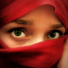 Woman in Niqab