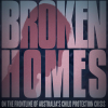 Broken Homes logo from ABC Four Corners