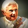Benedict XVI, from the cover of Last Testament