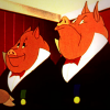 Pigs from Animal Farm