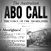 Front page of Abo Call newspaper