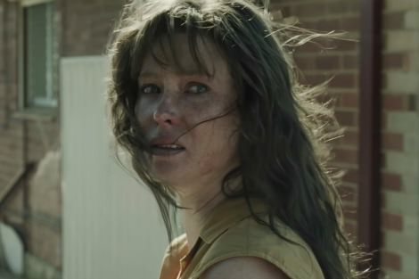 Emma Booth in Hounds of Love