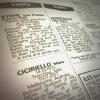 Obituaries page