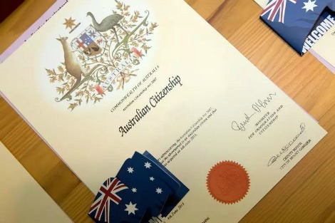 Opposition opposes gov't reforms to Australian citizen law