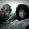 Scene from Lord of the Rings movie
