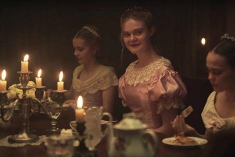 Elle Fanning in The Beguiled