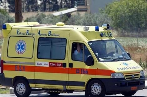 Kalamata ambulance