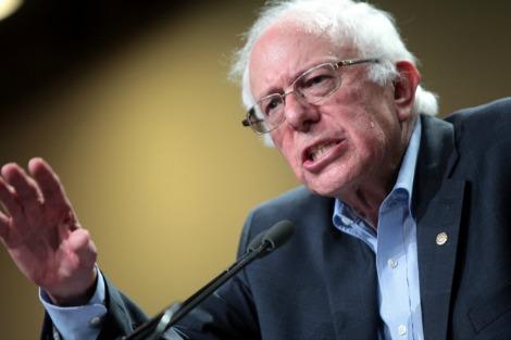 Senator Bernie Sanders Visits Missouri College Today