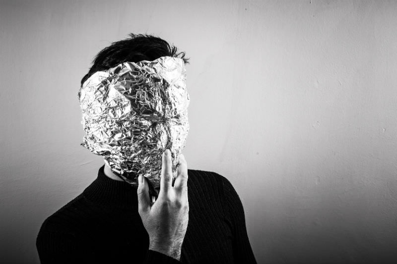 Foil mask