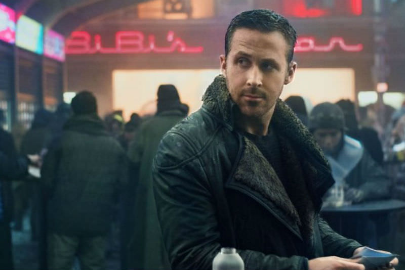 Ryan Gosling in Balde Runner 2049