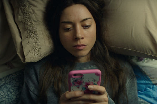 Aubrey Plaza in Ingrid Goes West