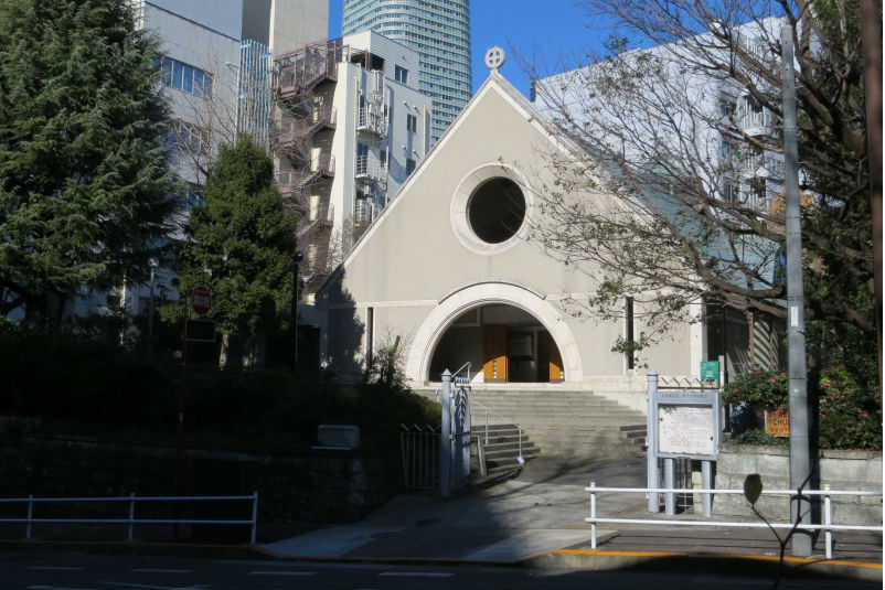 St Andrew's Cathedral Tokyo