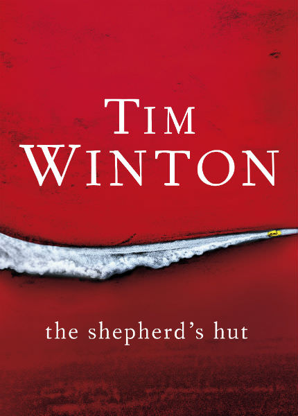 Tim Winton The Shepherd's Hut cover