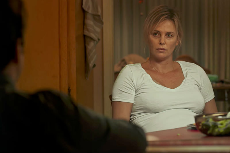 Charlize Theron in Tully