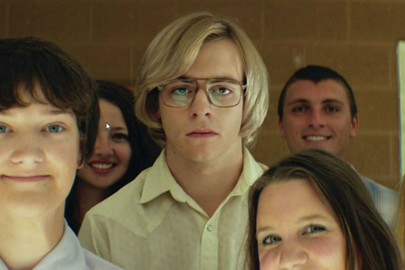 Ross Lynch as a young Jeffrey Dahmer