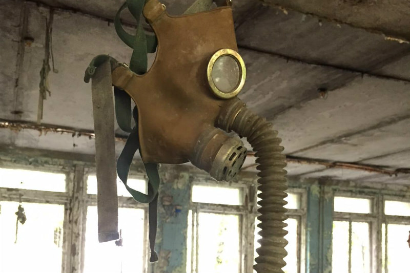 Among the ghosts of Chernobyl
