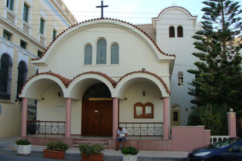 church of St John the Baptist Heraklion