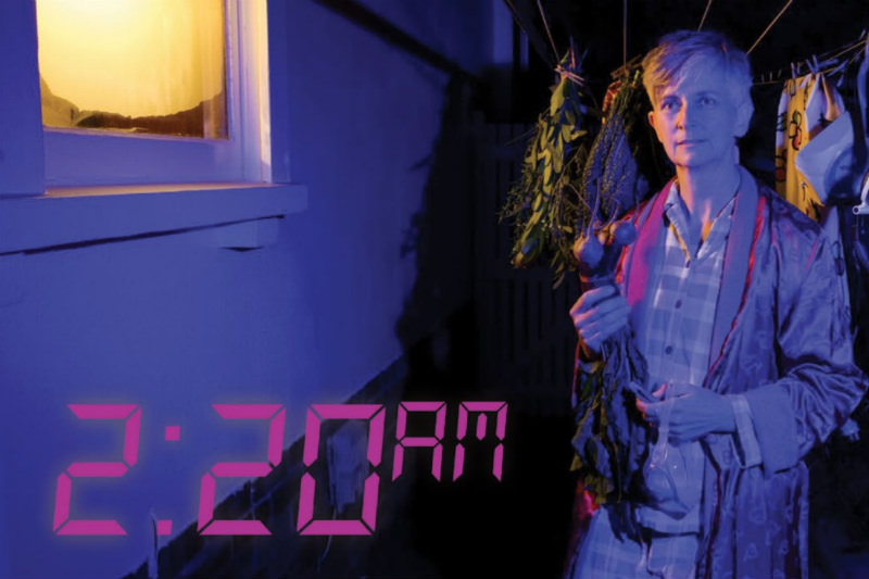 Rebecca Lister's play, 2.20 AM