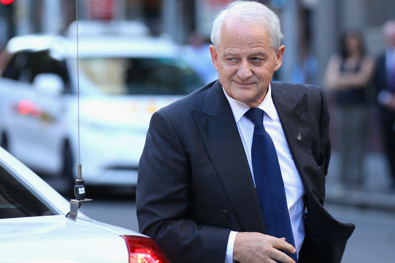 Former Immigration Minister Philip Ruddock, who oversaw the Religious Freedom Review (Photo by Cameron Spencer/Getty Images)