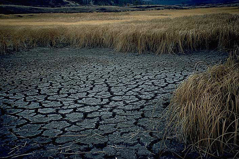 Drought in Australia (Gerald Simmons/Flickr)