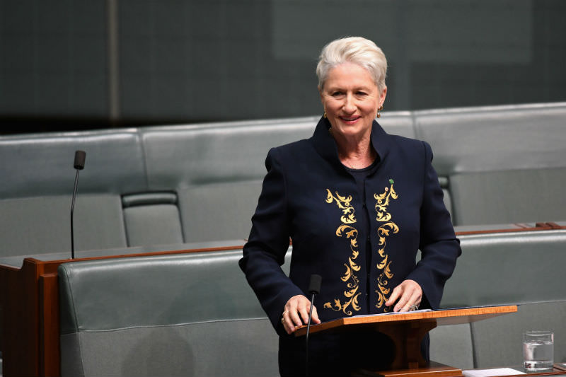 Independent Kerryn Phelps (Tracey Nearmy/Getty Images)