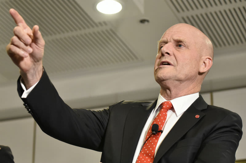 Senator David Leyonhjelm (Michael Masters/Getty Images)