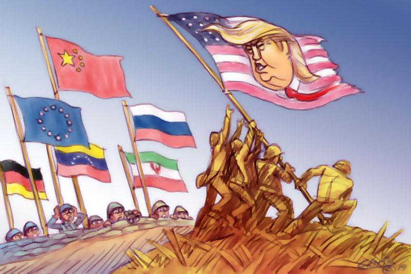 Призраки Холодной войны и «конец истории» американского гегемонизма