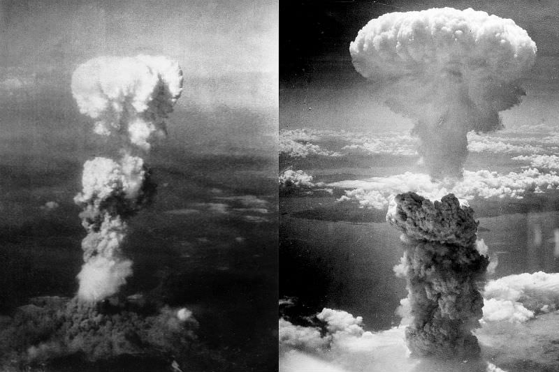 Bombings of Hiroshima and Nagasaki