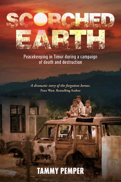 Scorched Earth by Tammy Pemper