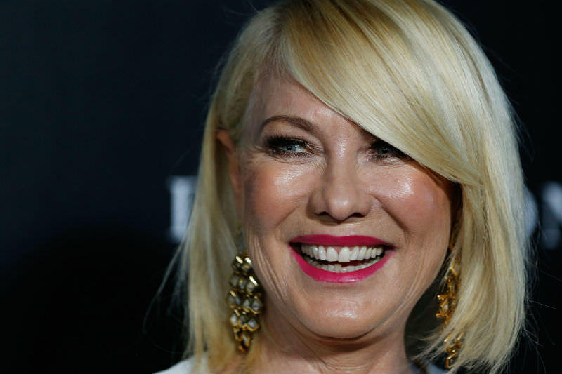 Kerri-Anne Kennerley in Sydney in February 2018. (Photo by Lisa Maree Williams / Getty Images)