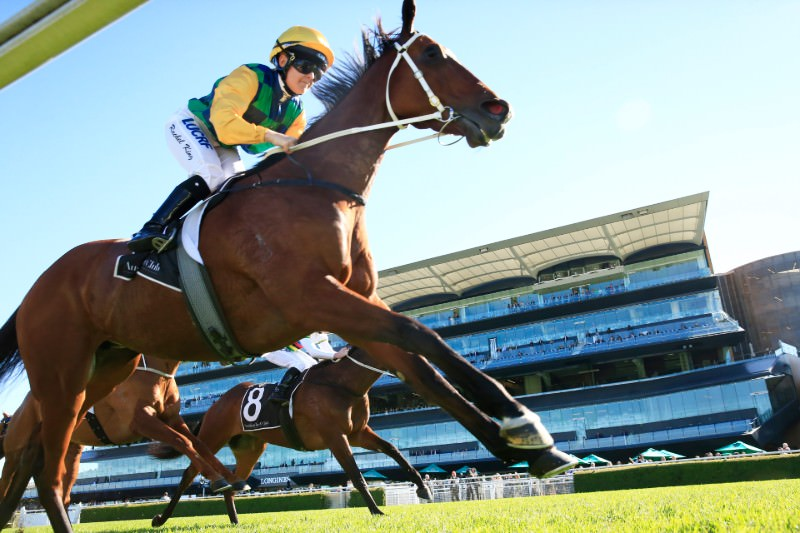 Rachel King riding La Chica Bella wins race 3 the NSW Racehorse Owners Association Trophy during Sydney Racing at Royal Randwick Racecourse on 3 August 2019 in Sydney, Australia. (Photo by Mark Evans/Getty Images)