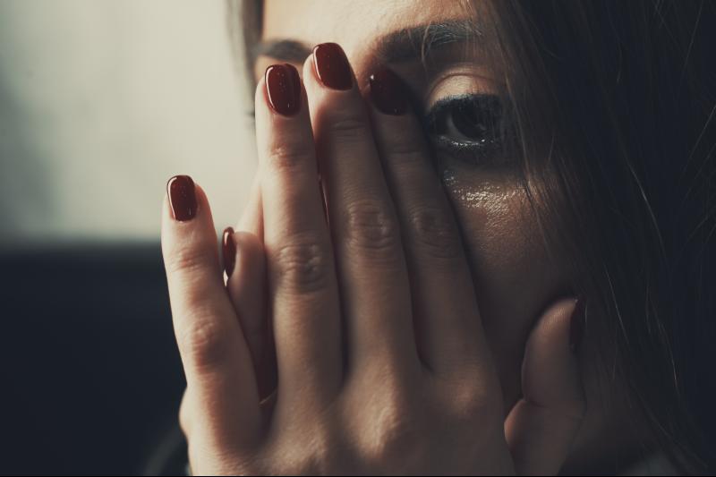 Woman crying (Credit: Arman Zhenikeyev / Getty)