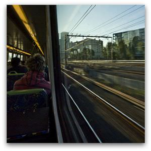 Racing Home, Flickr image by Vermon Inc