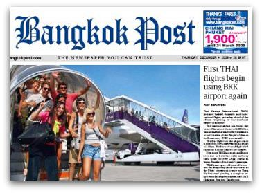 Bangkok Post article
