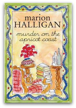 Murder on the Apricot Coast, by Marion Halligan