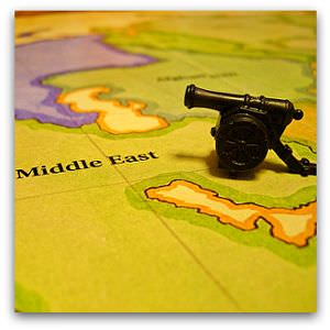 Middle East at war