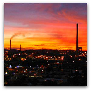 Mt Isa sunset